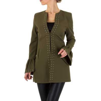 Blazer für Damen in Grün