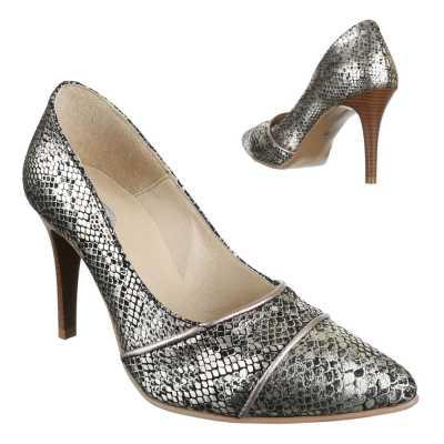 High Heel Pumps für Damen in Gold
