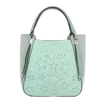 Handtasche für Damen in Grün