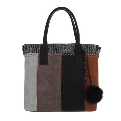 Handtasche für Damen in Mehrfarbig