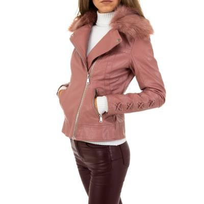 Winterjacke für Damen in Rosa