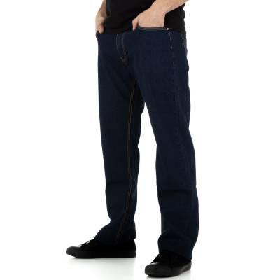 Hose für Herren in Blau