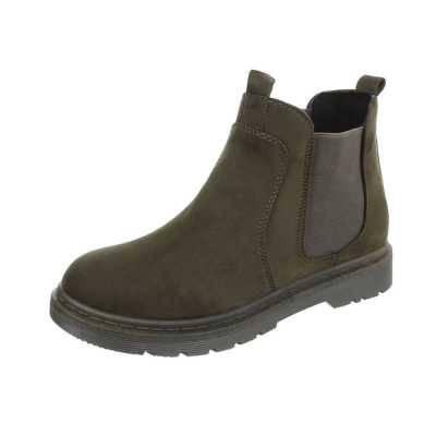 Chelsea Boots für Damen in Grün