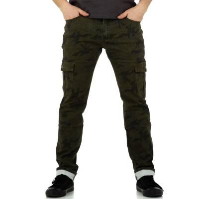 Jeans für Herren in Grün