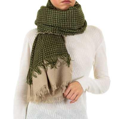 Schal für Damen in Grün