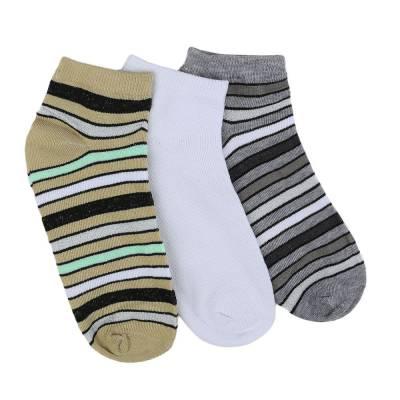 12 Paar Damen Socken Grün