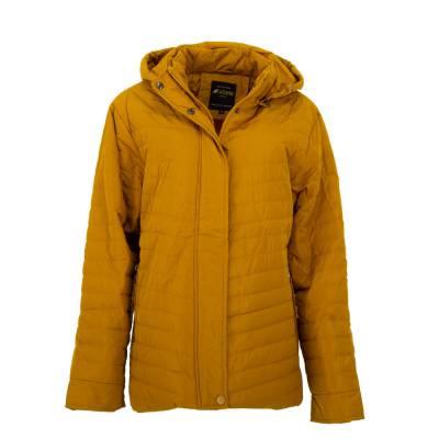 Übergangsjacke für Damen in Gelb