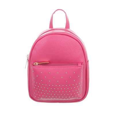 Sehr Kleine Damen Tasche Pink