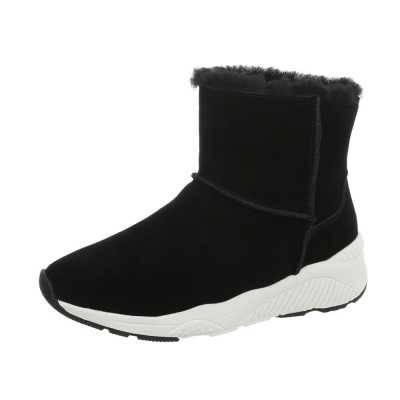 Snowboots für Damen in Schwarz