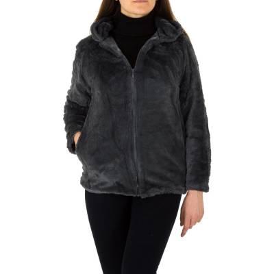 Übergangsjacke für Damen in Grau