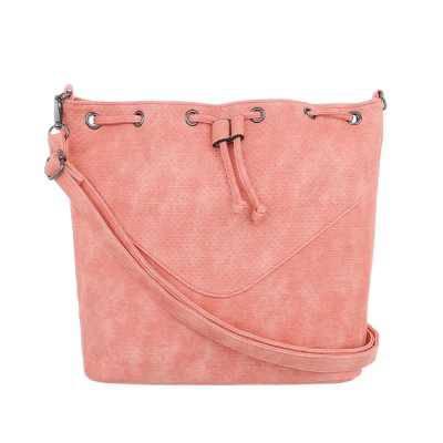 Mittelgroße Damen Tasche Coral