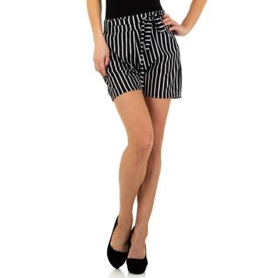 High Waist Shorts für Damen in Mehrfarbig