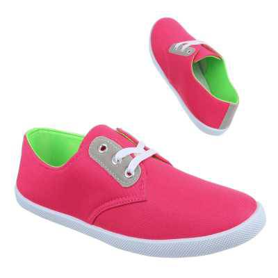 Sneakers low für Damen in Pink