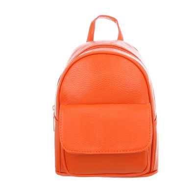 Sehr Kleine Damen Tasche Orange
