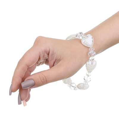 Armband für Damen in Weiß