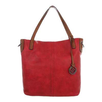 Große Damen Tasche Rot