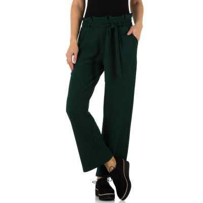 Chinos für Damen in Grün