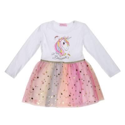 Bekleidung für Kinder in Weiß