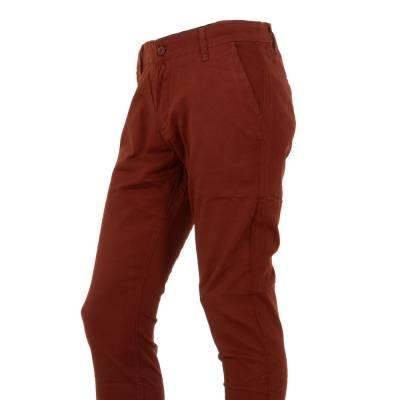 Hosen für Herren in Rot