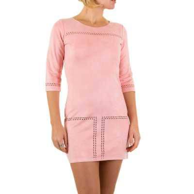 Minikleid für Damen in Rosa
