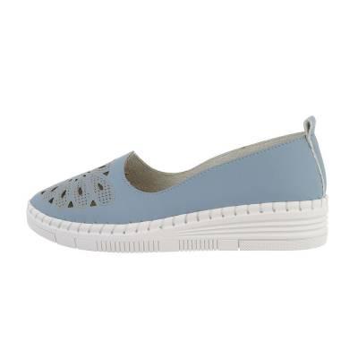 Slipper für Damen in Blau
