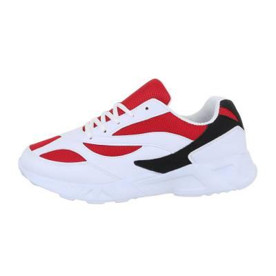 Sneaker für Herren in Rot