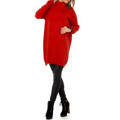 Pullover & Strick für Damen in Rot