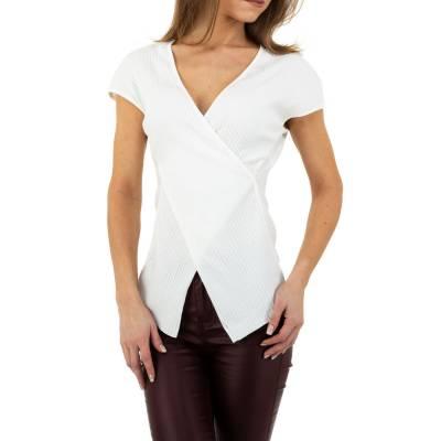 Top für Damen in Weiß
