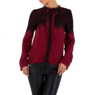Bluse für Damen in Rot