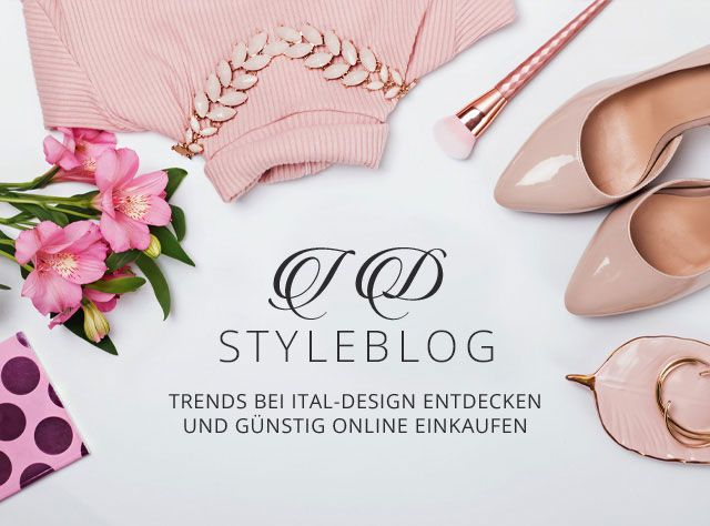 8b34f319fa Sommertrends 2019 | Schuhe & Mode günstig online kaufen | Ital ...