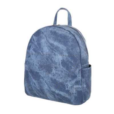 Kleine Damen Tasche Blau
