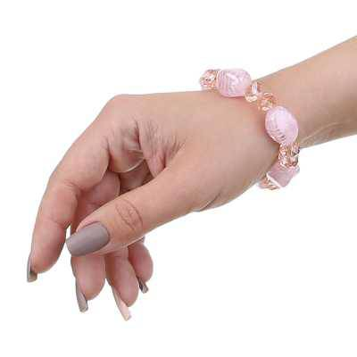 Armband für Damen in Rosa