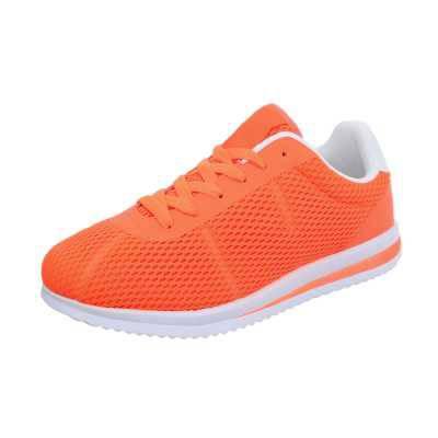 Sneaker für Herren in Orange