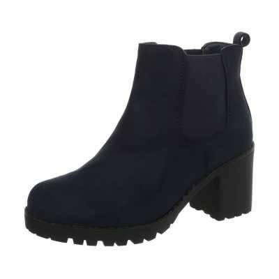 Chelsea Boots für Damen in Blau