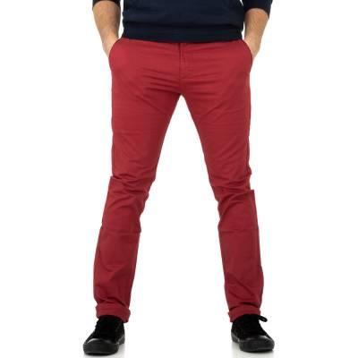Jeans für Herren in Rot