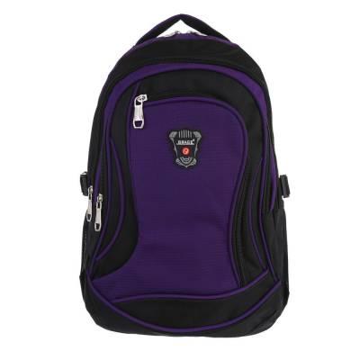Rucksack für Damen in Lila