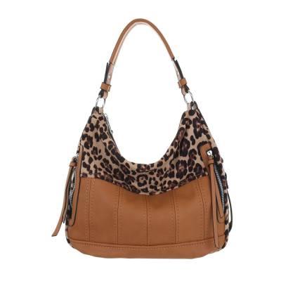 Große Damen Tasche Leo Multi