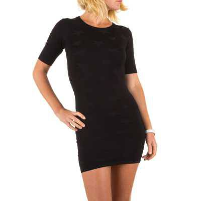 Minikleid für Damen in Schwarz