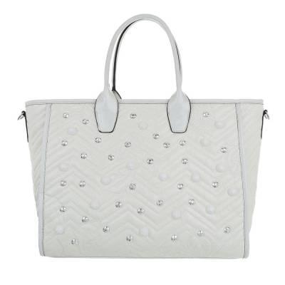 Shopper für Damen in Weiß