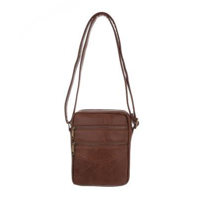 Sehr Kleine Damen Tasche Braun