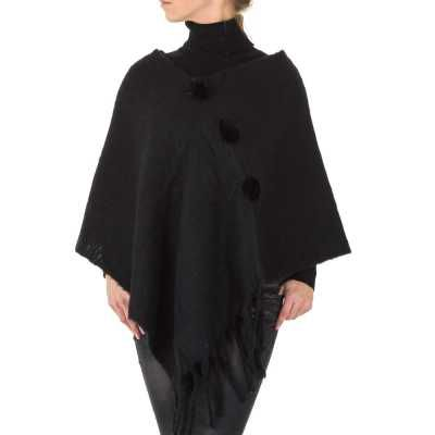 Pullover & Strick für Damen in Schwarz