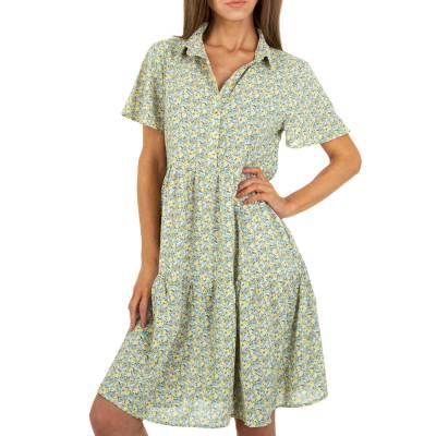 Sommerkleid für Damen in Grün