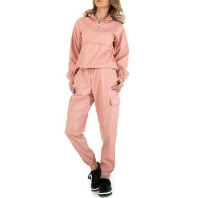 Zweiteiler für Damen in Pink