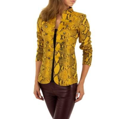 Blazer für Damen in Gelb