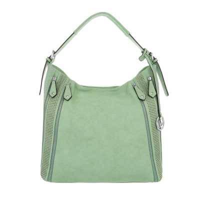 Große Damen Tasche Hellgrün