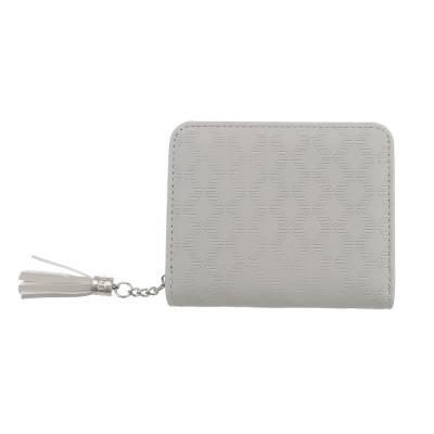 Geldbörse für Damen in Grau