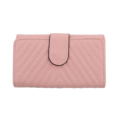 Geldbörse für Damen in Rosa