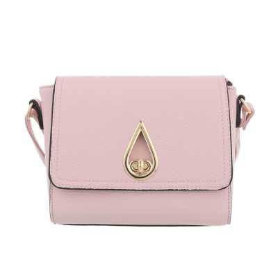 Sehr Kleine Damen Tasche Hellrosa