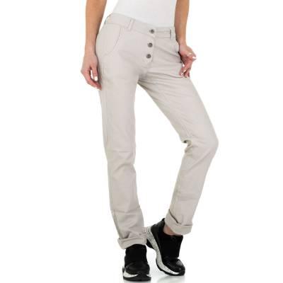 Skinny Jeans für Damen in Beige