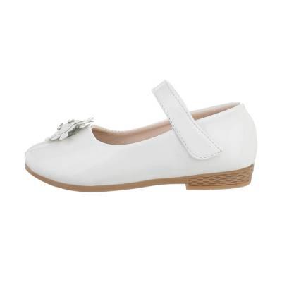 Ballerinas für Kinder in Weiß